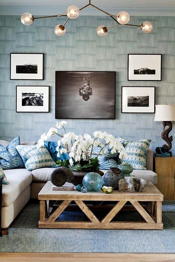 Журнальные столики, которые украсят интерьер вашего дома журнальный столик
