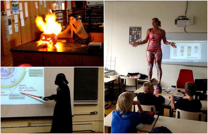 16 экстраординарных учителей, чьи уроки едва ли удастся забыть