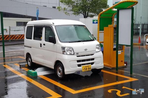 Парковка по-японски: не заплатишь, не уедешь