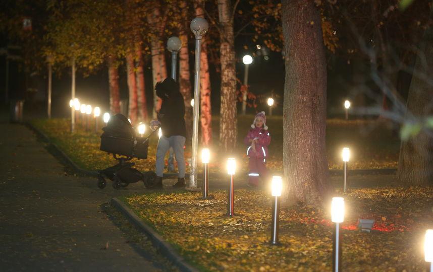 Парк в центре Москвы стал по…