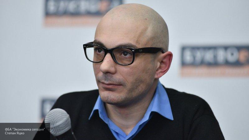 Политолог Гаспарян раскритиковал возможность получения Грудининым мандата Алферова
