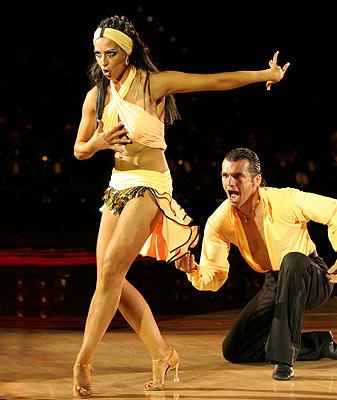 Латиноамериканские бальные танцы. Ча-ча-ча