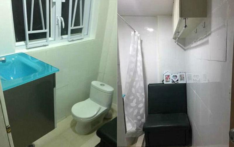 В Гонконге сдают квартиру площадью 4 квадратных метра за 21 тысячу рублей в месяц