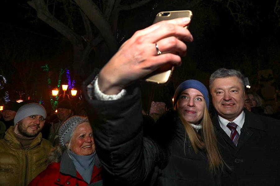 Позиции  Порошенко опять пошатнулись