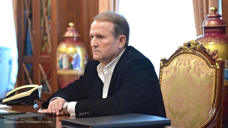 """Они нарушают Конституцию: Медведчук заявил, что запрет на """"русскоязычный культурный продукт"""" расколет Украину"""