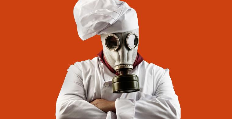 Как готовят самый острый соус в мире