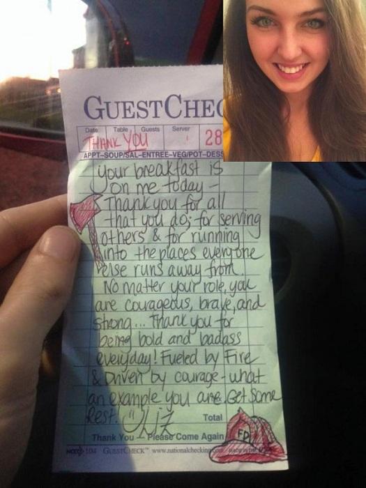 Девушка просто оплатила кофе посетителям, а это привело к неожиданным последствиям