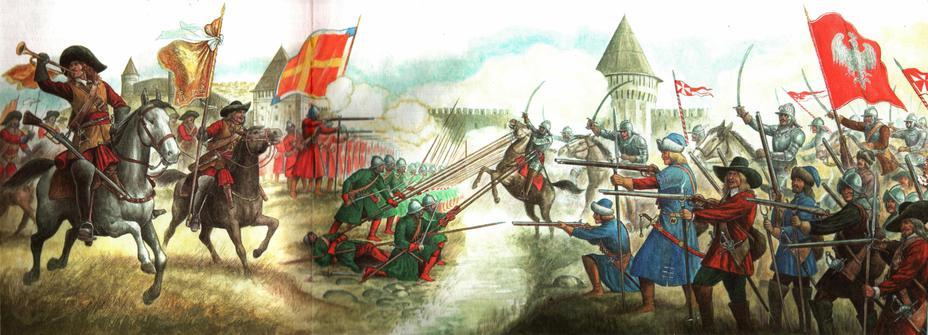 Забытые страницы нашей истории. Как воевода Волконский в 1634 году Россию спас археология,история,спорные вопросы