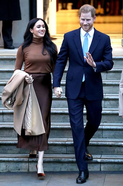 """Джейн Гудолл: """"Новая жизнь кажется принцу Гарри сложной"""" Монархии"""