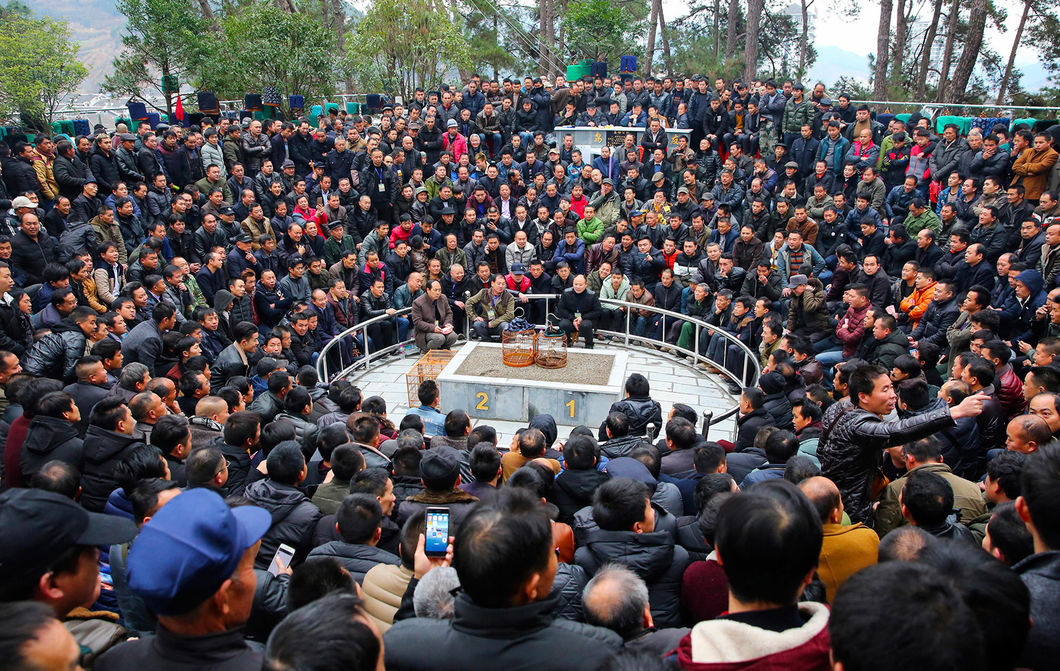 Фотопроект о жизни национальных меньшинств Китая