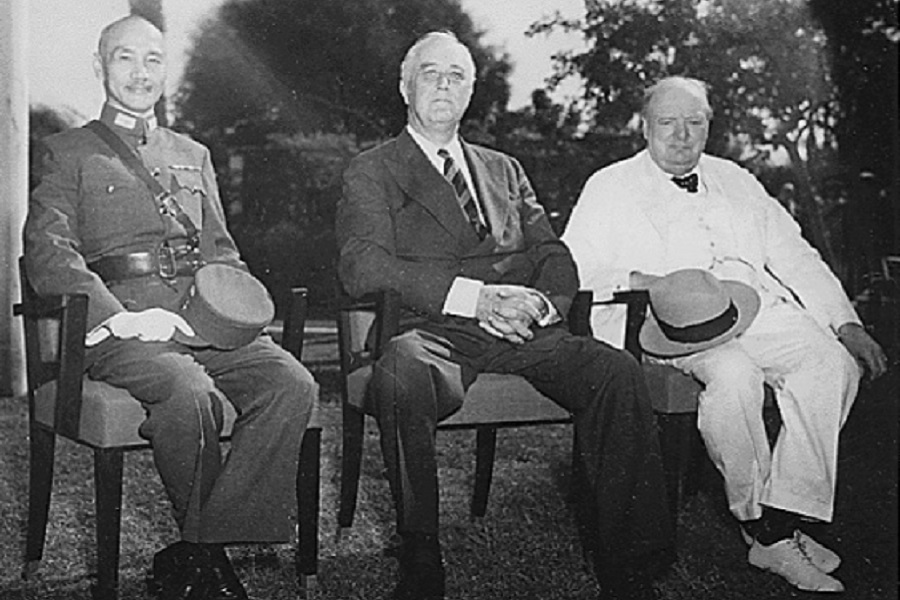 Президент Рузвельт о Курилах – «русские хотят вернуть своё»