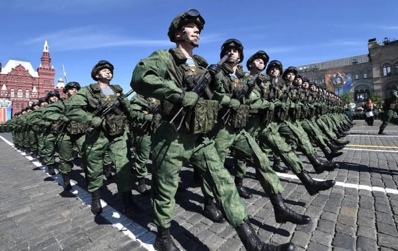 «Русские в полной боеготовности»: сразу несколько западных СМИ оценили армию РФ Новости