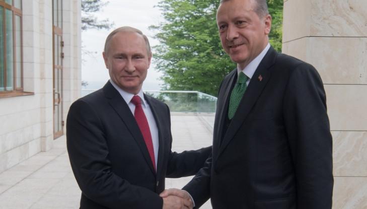 Путин: отношения c Турцией восстанавливаются