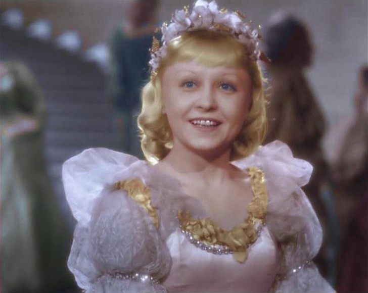 Принцессы и королевы русских фильмов-сказок