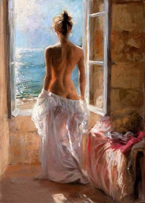 Божественна у женщин красота…