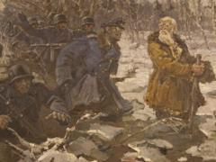 СУСАНИН ВЕЛИКОЙ ОТЕЧЕСТВЕНОЙ