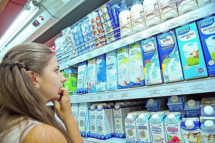 Россельхознадзор снял запрет на ввоз в Россию молока из Белорусии