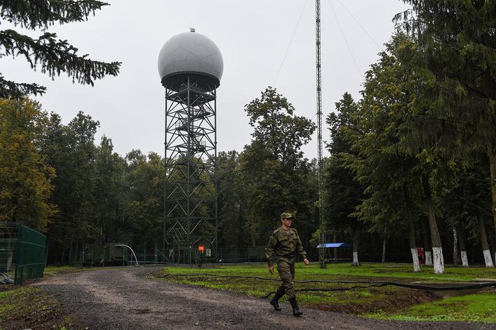Новый радиолокационный комплекс «Сопка-2» поступил в объединения ВВС и ПВО ВВО