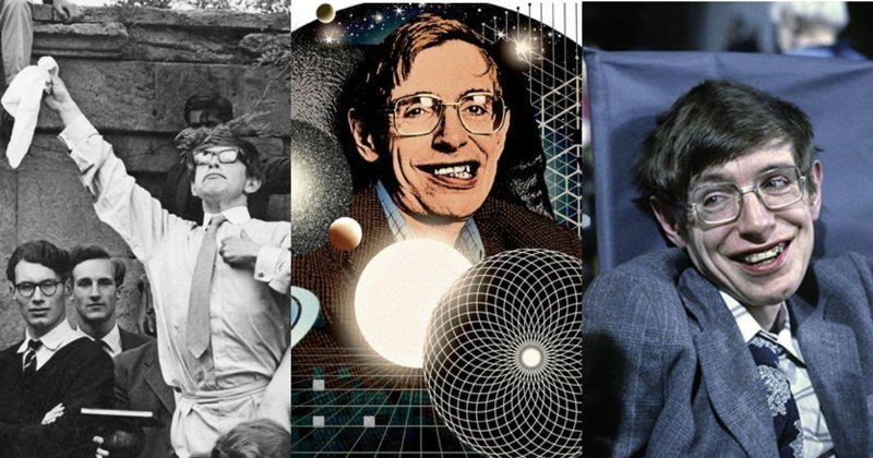 Вселенная Стивена Хокинга: ж…