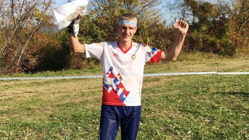 Представитель Подмосковья одержал победу на соревнованиях по спортивному ориентированию