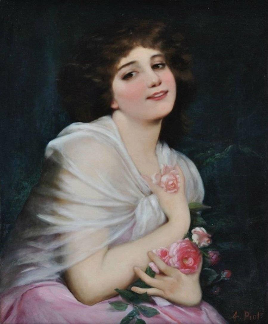 Адольф Этьен Пиот/Adolphe Etienne Piot  (French, 1850-1910)