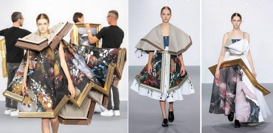 Примерить Босха: как картины великих мастеров перекочевали на одежду