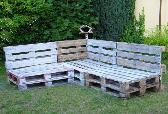 7 нестандартных вариантов, как своими руками сделать скамейки для дачи или дома для дома и дачи,мебель