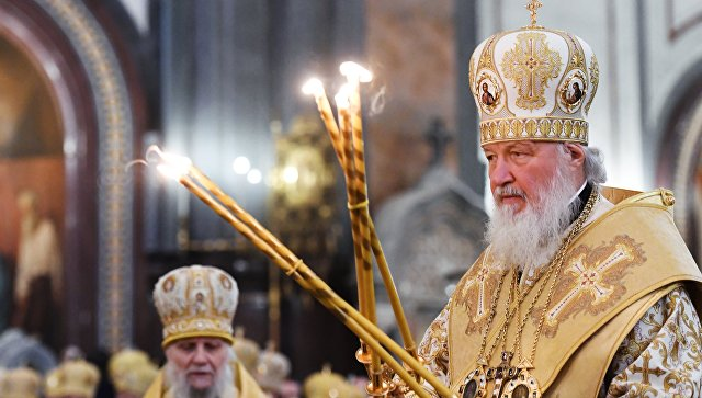 Патриарх Кирилл рассказал о …