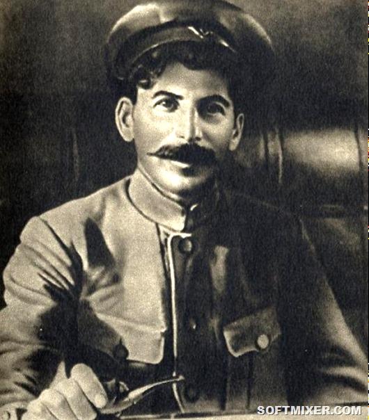 Сталин: ранние годы