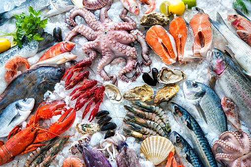 Росрыболовство призывает ФАС отследить завышение цен на дальневосточные морепродукты