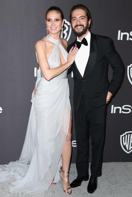 """Любимый дизайнер Хайди Клум: """"Она беременна! Мне сказал Том"""" Дети / Беременные звезды"""