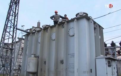Власти ЛНР заявили о восстановлении электроснабжения