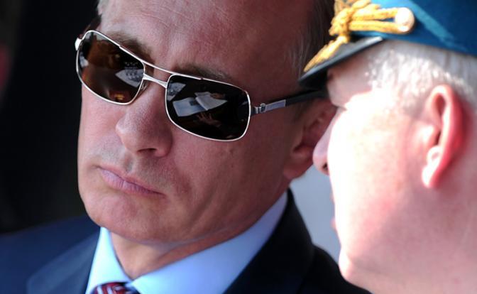 Запад испытывает Путина не д…