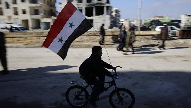 Последние новости Сирии. Сегодня 31 августа 2018