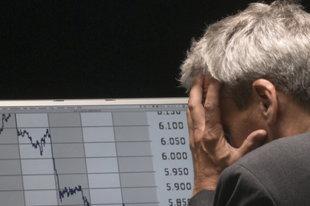 Пенсионные фонды проиграли на бирже 37 млрд рублей накоплений россиян власть,россияне,экономика