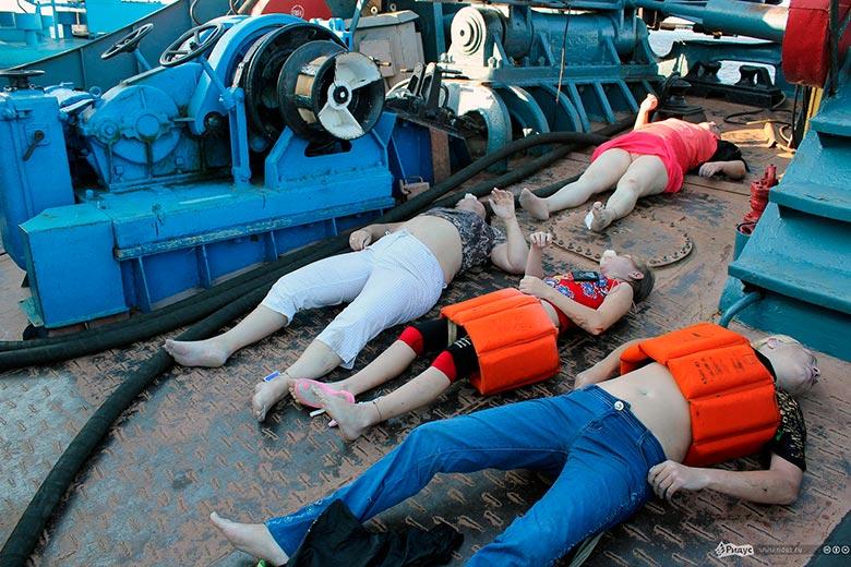 Фото утопленников с булгарии