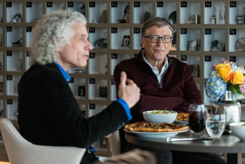 Бесспорные достижения человечества по мнению Билла Гейтса