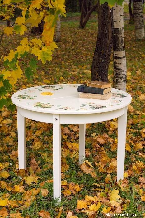 Мастер-класс по созданию стола в стиле шебби шик (10) (466x700, 388Kb)