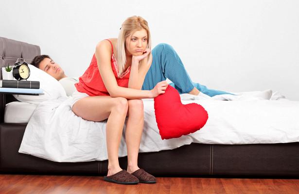 Половое воздержание опасно для женщин