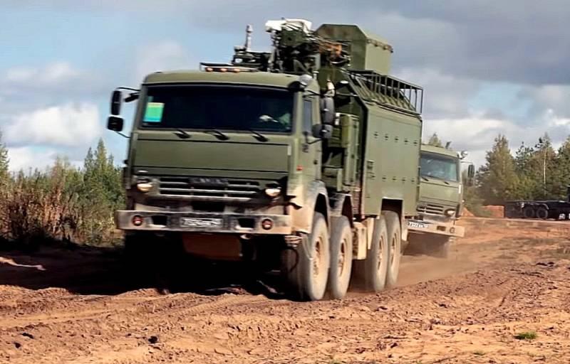 «Леер-3» в Карабахе: зачем российские миротворцы обзавелись комплексами РЭБ Видео