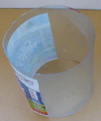 Мастер-класс. Шкатулка из пластиковых бутылок мастер класс