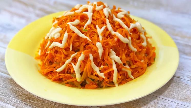 Салат «Лисья шубка»: вкусный салат готовлю на каждый праздник