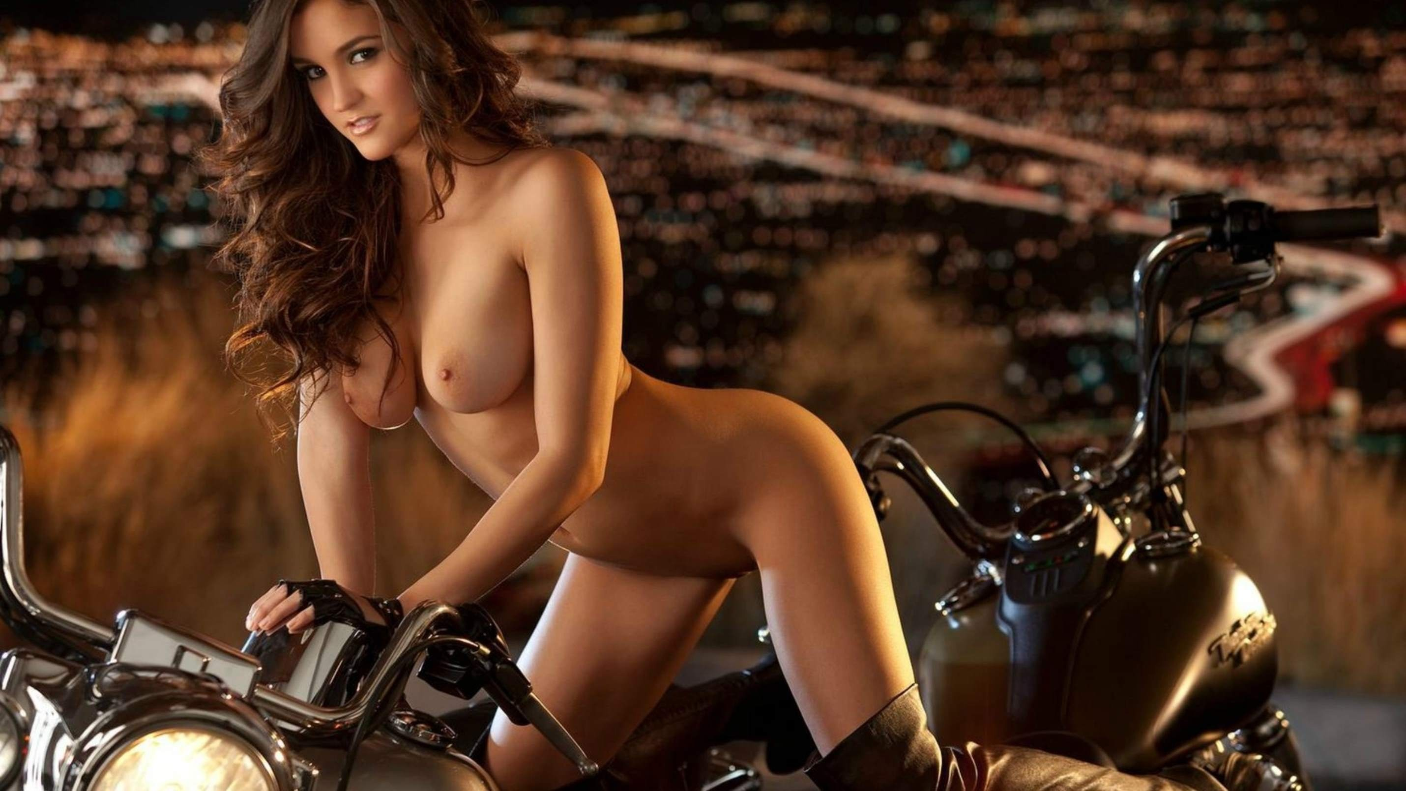 Naked girl motorcycle pictures, only madure dixit gets naked fucked in porn hub