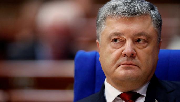 Порошенко выступил против разрыва дипотношений с Россией