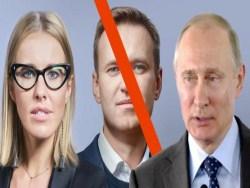 """Проект """"Собчак"""" он не вместо Навального. Он против Навального"""