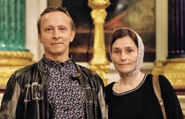 Оксана Охлобыстина с мужем | Фото: teleprogramma.pro