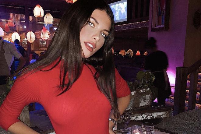 Алеся Семеренко: самая красивая девушка Москвы Культура