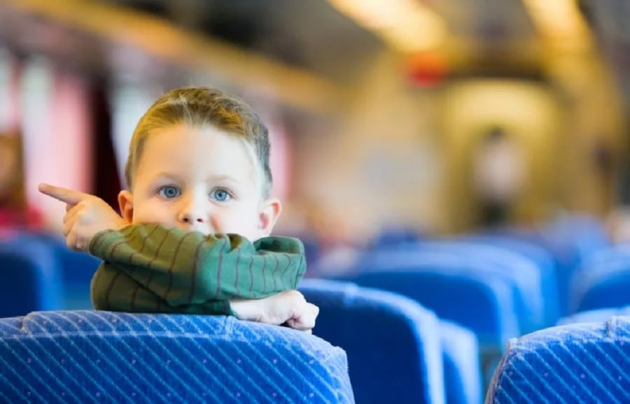 Разговорчивый ребенок