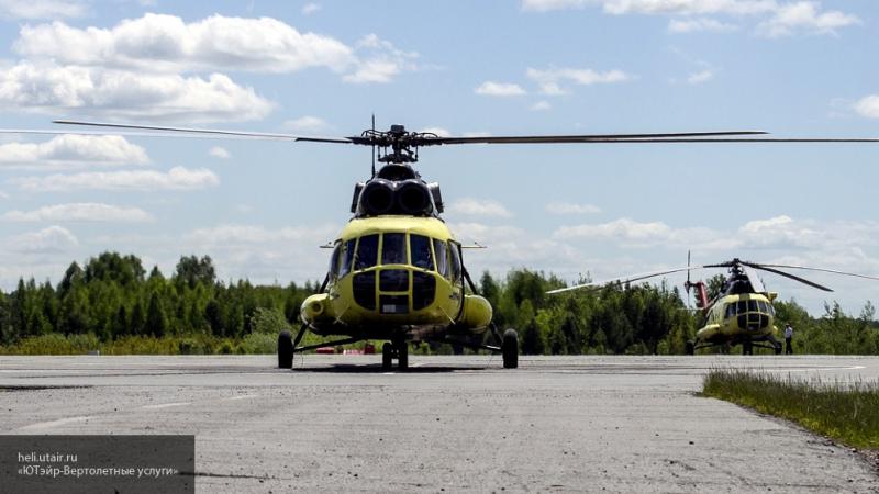 В числе погибших при крушении вертолета Ми-8 было семь уроженцев Башкирии