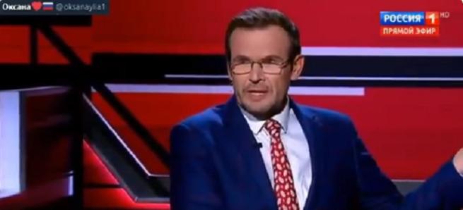 Украинский политолог Василь …